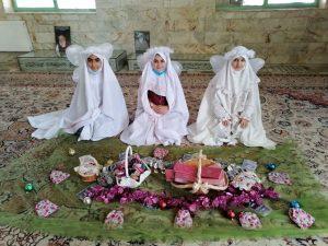 فرشته ها در امامزاده