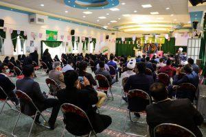 جشن بزرگ فجر فاطمی ویژه کادر مجتمع