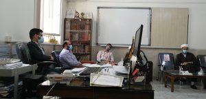 جلسه هم اندیشی مدیران و کادر دبیرستان های پسرانه خاتم الانبیاء (ص)