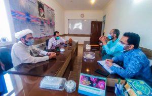 جلسه هم اندیشی معاونت رشد و تعالی با حجتالإسلام مروتی